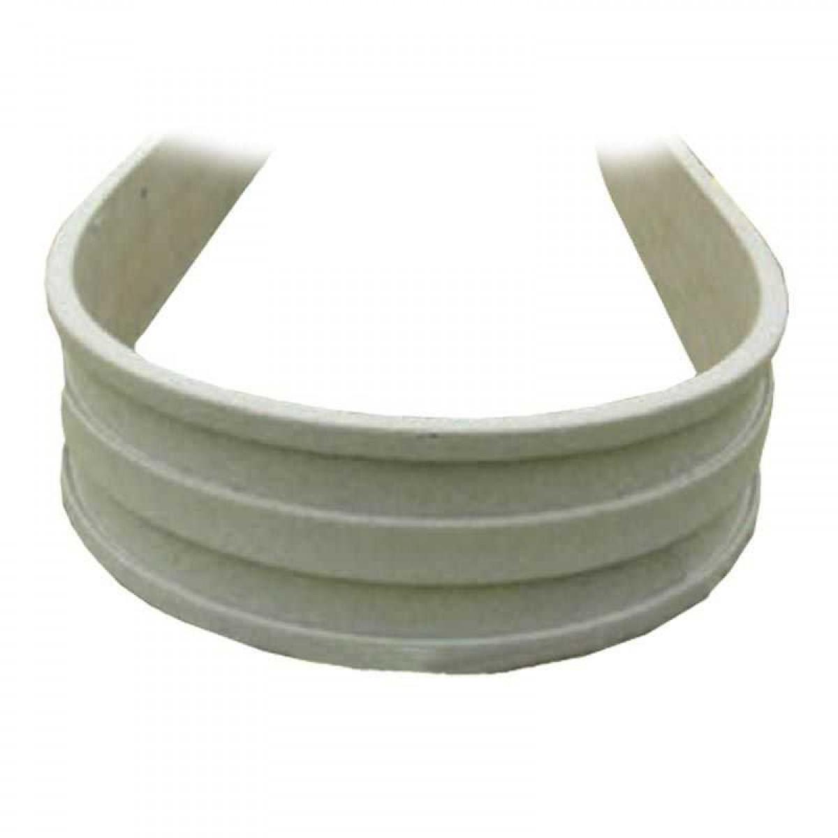 12 Quot Poly Plastic Flexible Concrete Form Ff1212 Set 120ft