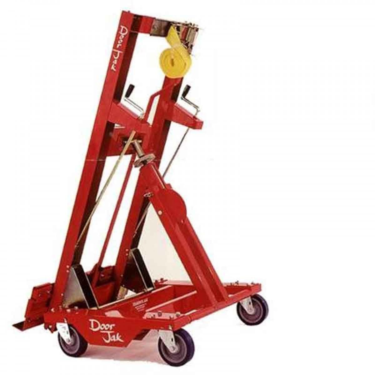 DoorJak 100 Heavy Duty Portable Door Install Cart  sc 1 st  Construction Complete & DoorJak 100 | Heavy Duty Portable Door Installation Cart