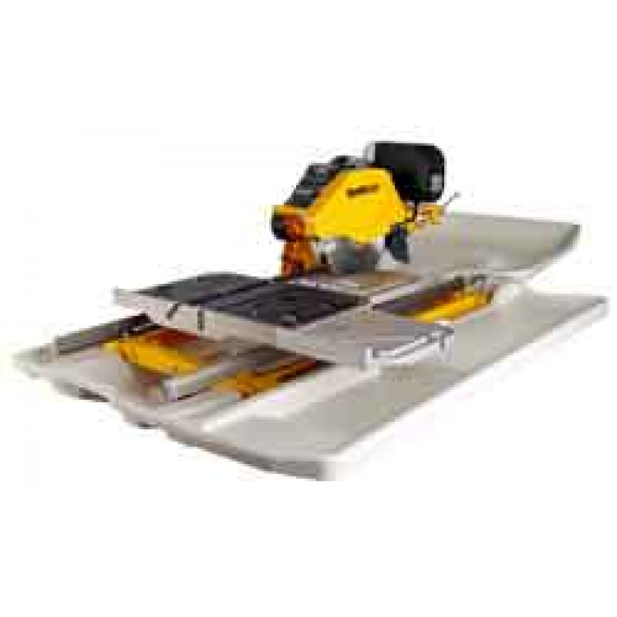 SawMaster SDT Wet Tile Saw - Dewalt wet saw pump