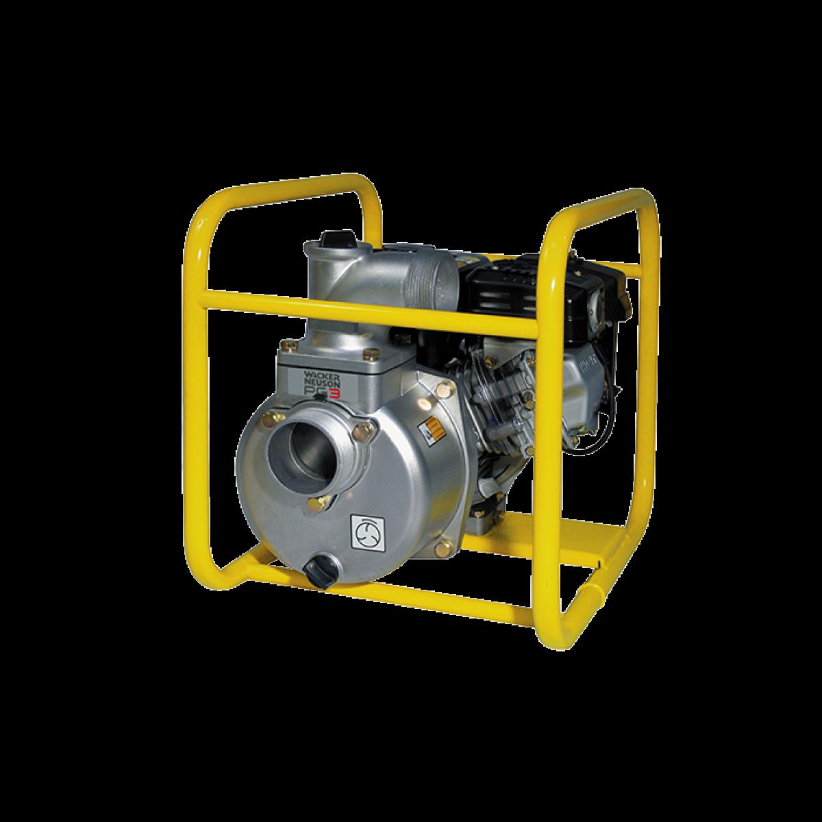Wacker Honda Pg3a Dewatering Pump