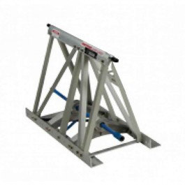 2' Engine Driven Aluminum Truss Vibratory Screed Sub-Section-Allen SAE1220