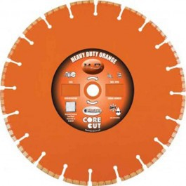 "Diamond Products Heavy Duty Orange H 20"" Wet Blade-07724"