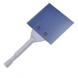 EDCO BS-6S 6 inch Scraper Blades 5 Pack 27035 For Big Stick Scaler