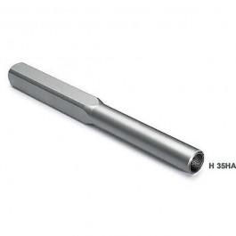 Wacker 1-3/8in Steel Vibrator Head H35HA