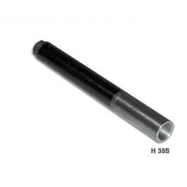 Wacker 1 3/8in Steel Vibrator Head H35S