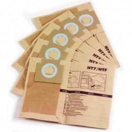 HireTech 07038 Dust Bag Paper HT7/HTF 10 Pack