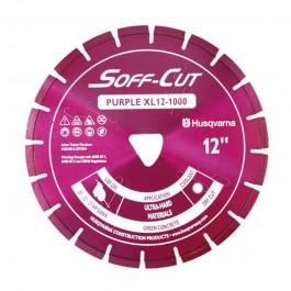 """Husqvarna 10"""" 1000 Purple Series Soff-Cut Saw Blade-542756100"""