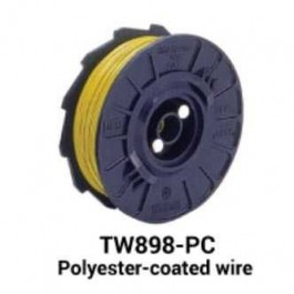 e970914f2acd MAX USA TW898-PC Polyester-Coated Wire (50 rolls)
