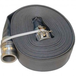 "Wacker 4"" Discharge Hose (3 Feet)"