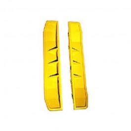 "6"" Extension Plates for Wacker Reversible Compactors"