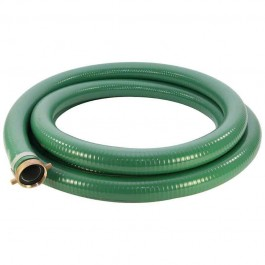 "Wacker 4"" X 20' Suction Hose (20 Foot Hose)"