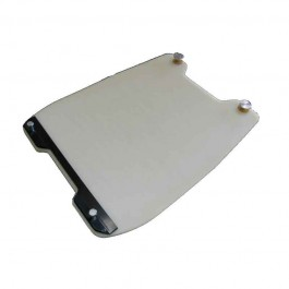 """CR 3 24"""" Compactor Polyurethane Pad Kit by Weber MT"""
