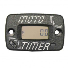 Weber MT Hour Meter for SRV Rammer
