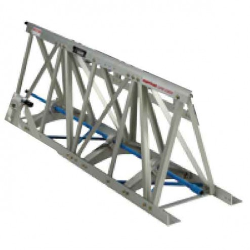 10' Air Power Steel Truss Vibratory Screed Sub-Section Allen-SSA12-10