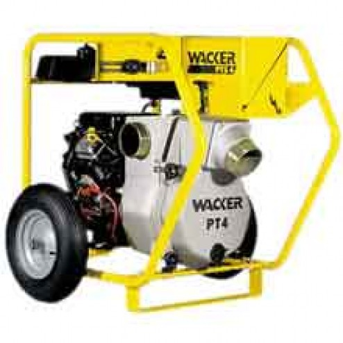 Wacker Vanguard PTS 4V Centrifugal Trash Pump
