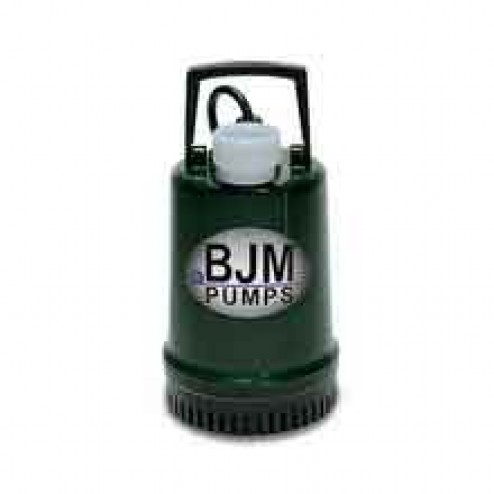 "BJM Pumps R100 1.25"" 0.15 HP Submersible Water Pump"