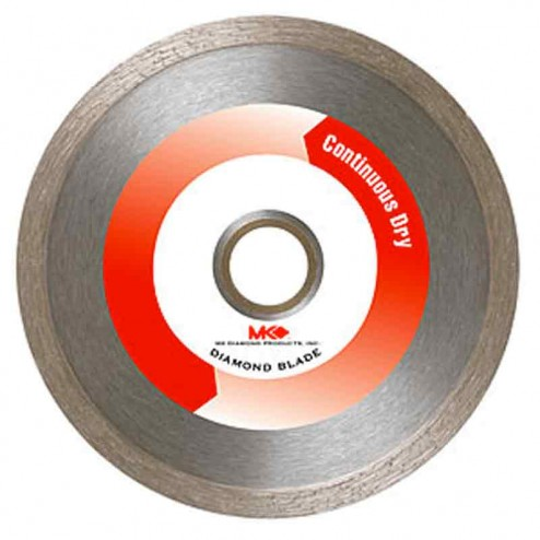 "MK Diamond 157770 7"" Dry Cutting Blade for MK-304CR"