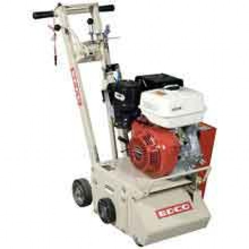 "10"" Gas 13HP CPM-10 Concrete Scarifier by EDCO"