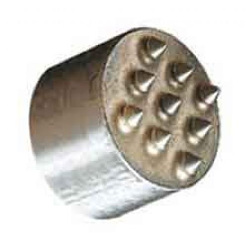 EDCO 9 Point Carbide Bit For CD-5 Scabbler 18820