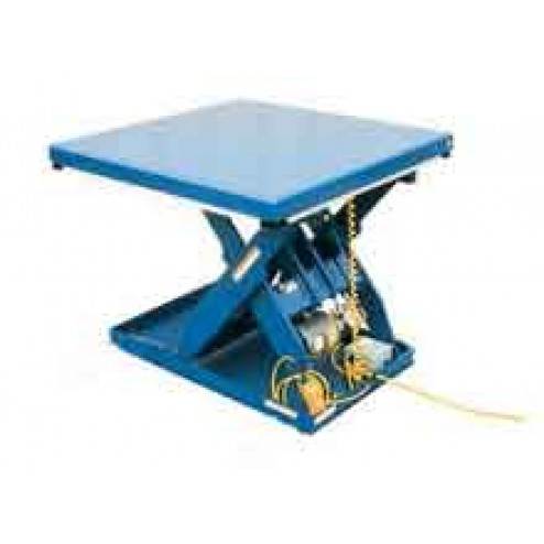 "Vestil 30"" x 60"" 3000 Lb Capacity Hydraulic Lift Table"