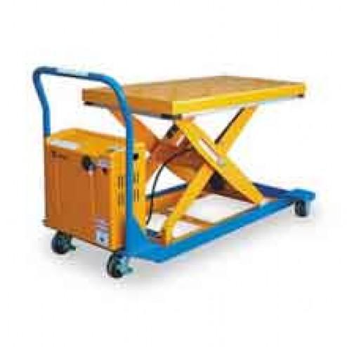 Vestil CART-23-10 DC Powered Scissor Cart