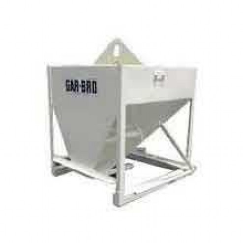3/4 yd. Bond Beam Steel Concrete Bucket 4820 by Gar-Bro