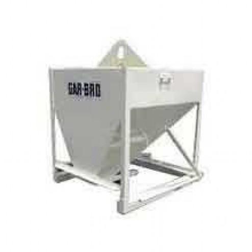 1 yd. Bond Beam Steel Concrete Bucket 4828 by Gar-Bro