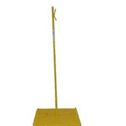 Acro Building Systems Heavy Duty Warning Line Base & Post  21050