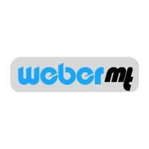 CF 3 PRO Compactor Polyurethane Pad Kit by Weber MT