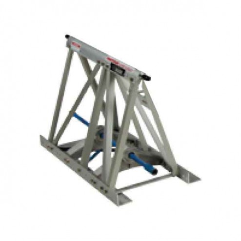 2.5' Engine Driven Steel Truss Screed Sub-Section Allen - SSE1225
