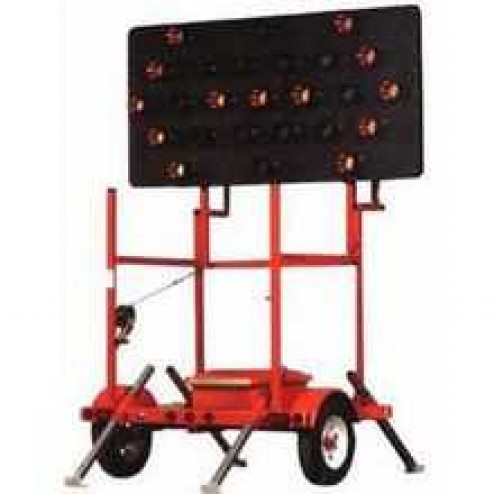 NorthStar Traffic Technologies AB 15-50 Arrow Board