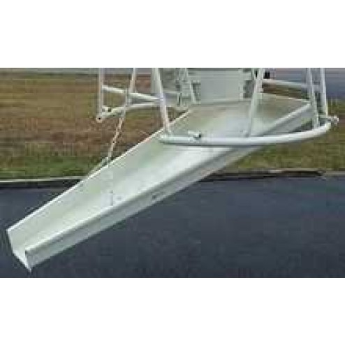 440-SC Concrete Bucket Side Chute by Garbro