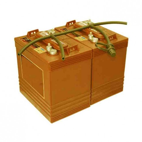 Trafcon AGM Battery Upgrade for TC1