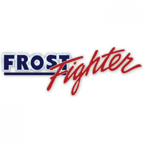 """Frost Fighter 78809A 3ft Flue Extension w/ 8"""" Rain Cap (IHS700 Ice Fighter)"""