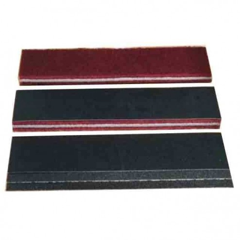 HireTech 01769 HTF 2 Red Finishing Pad 25 Pack