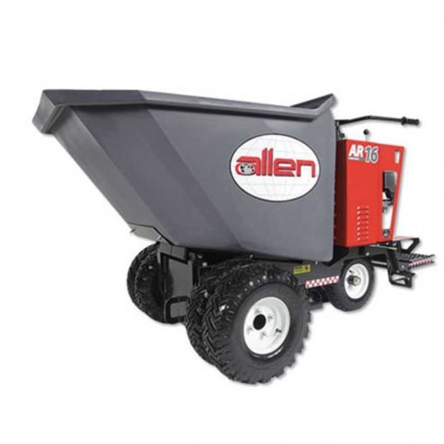 Allen 16 Cu Ft Power Buggy with Polly Bucket and Foam Filled Tires- AR16PBE-F