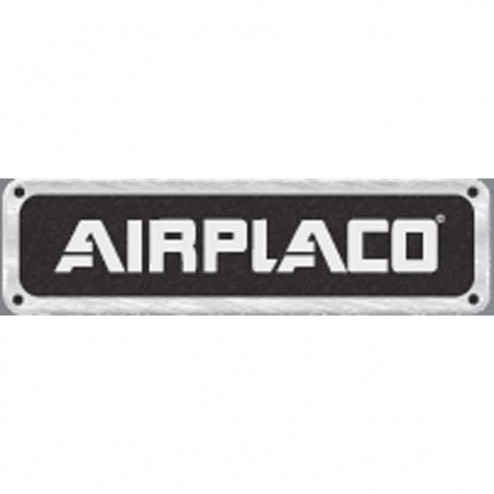 "Airplaco 701357 2"" Green Stripe Material Hose 2x50"