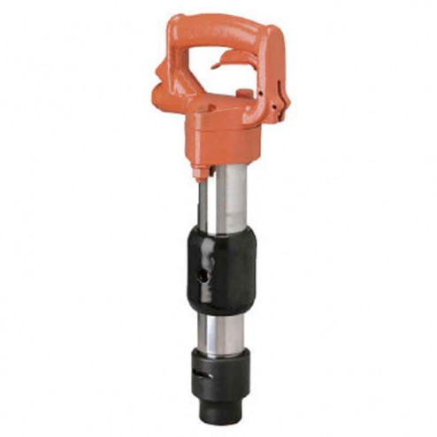 "M260 APT Chipping Hammer .680 Round Nose Bushing 3"" Stroke"