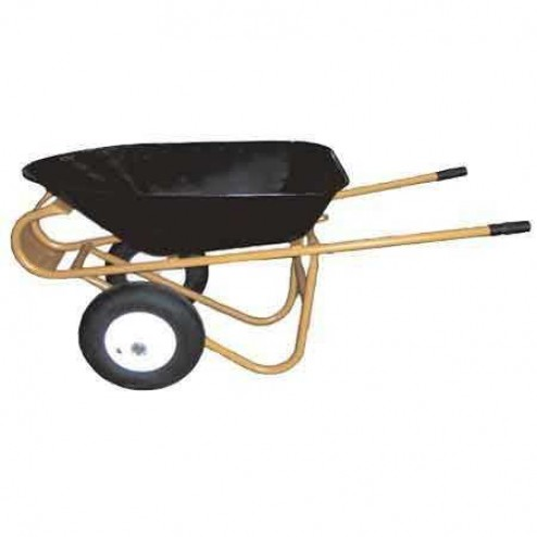 ASE Wheelbarrow with Flat-Free Wheels