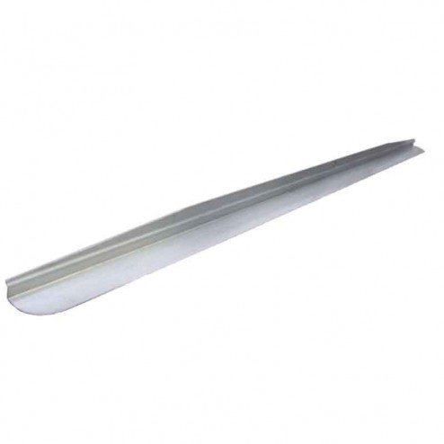 12' Aluminum Float Pan Blade 82-496 for Mustang Power Screed