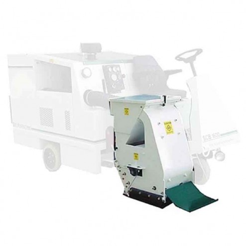 BW Manufacturing BH-16 Blast Head For SCB-1600