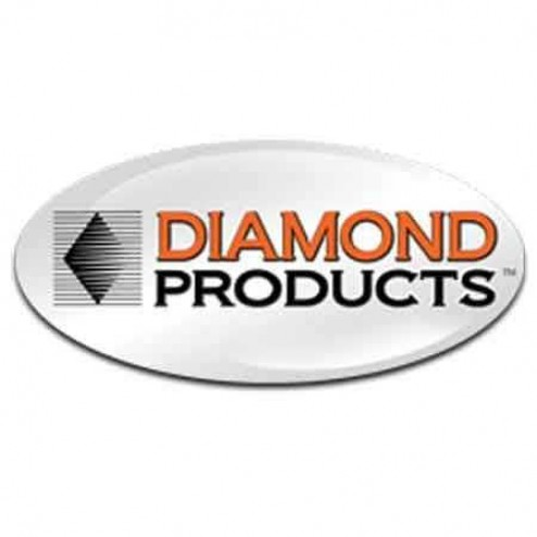 "Diamond Floor Grinder Head (Soft Mat.) 8"" head Diamond Products"