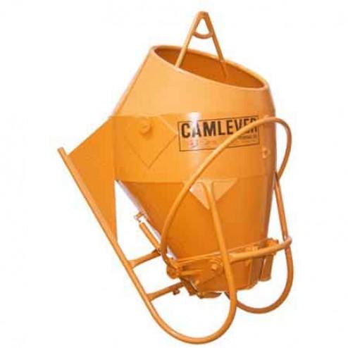 1 Yard Camlever Round Laydown Bucket RLD-100