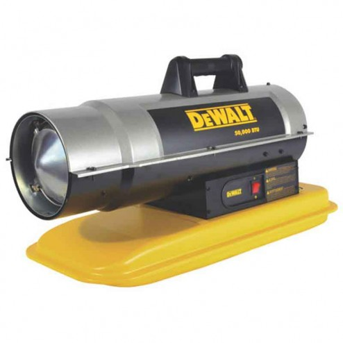 DeWalt Forced Air Kerosene Heater DXH50K