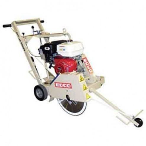"EDCO DS-18 18"" 13hp Honda Push Concrete Flat Saw 37100"