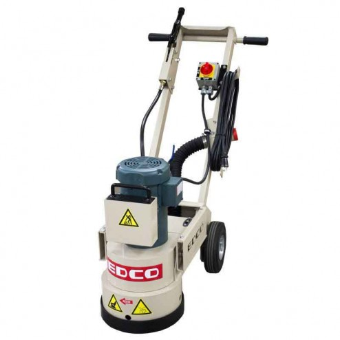 EDCO SEC-NG Electric 1.5-1P Wedge-Less Disc Floor Grinder 59800