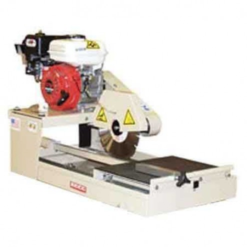 "EDCO GMS-10 Gas 4HP Honda 10"" Brick Paver Saw 24600"