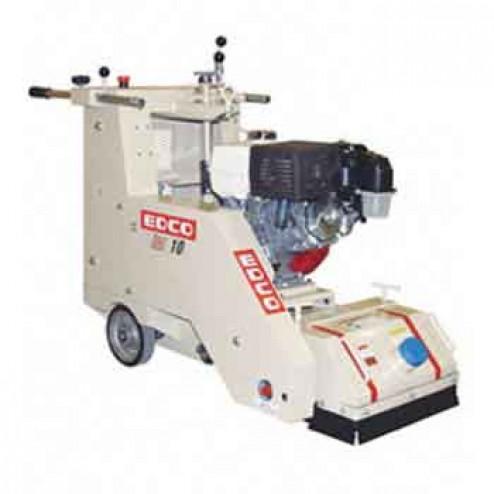 "10"" Gas 13HP CPU-10FC Self Propelled Concrete Scarifier EDCO"