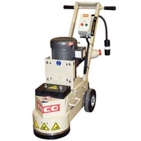 "EDCO TG-10 10"" 5HP-1P Electric Turbo Grinder 56900"