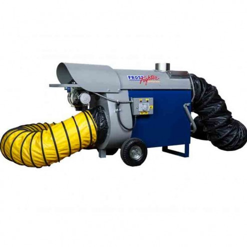 Frost Fighter IDH500QR Oil/Diesel Indirect Fired Heater System